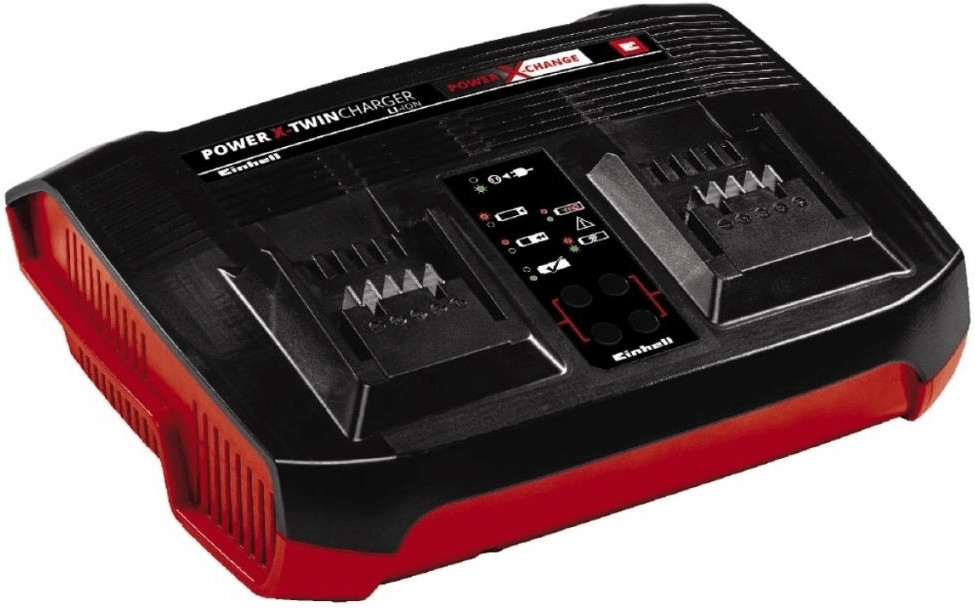 Image of Einhell Power-X-Twincharger 3 A (4512069)