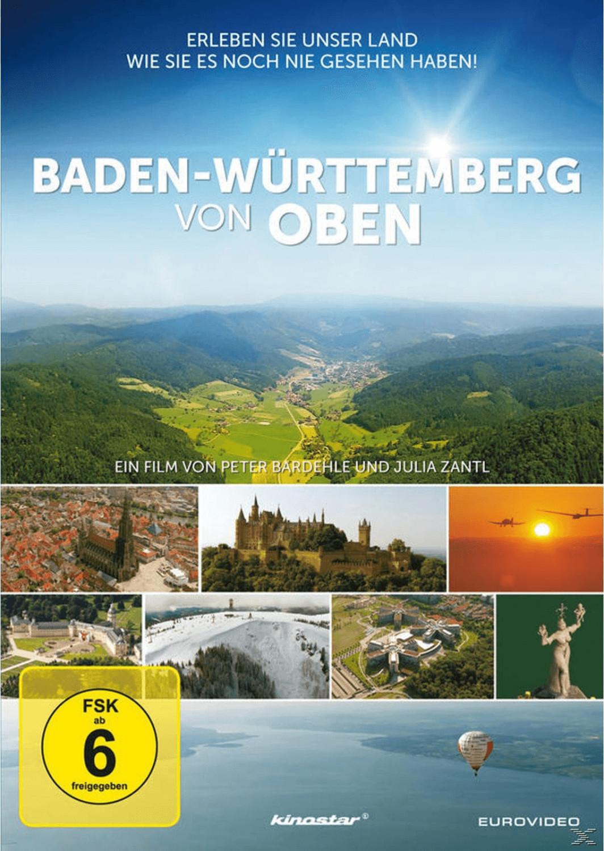 Baden-Württemberg von oben [DVD]