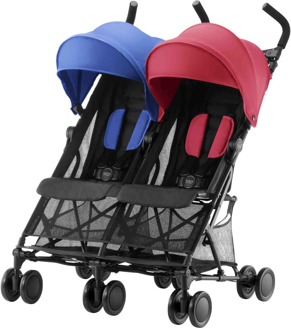 Britax Römer Holiday Double blue/red