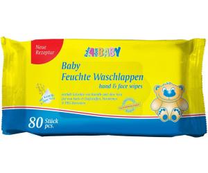 ReAm 4 Your Baby Feuchte Waschlappen (80 Stk.)