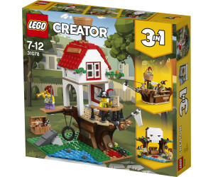 Toy Ship And Set 3 In 1 Model LEGO 31078 Creator Treehouse Treasures Playset
