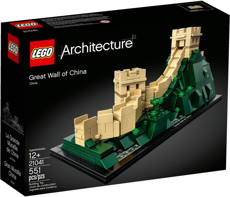 LEGO Architecture - La Grande Muraille de Chine (21041)