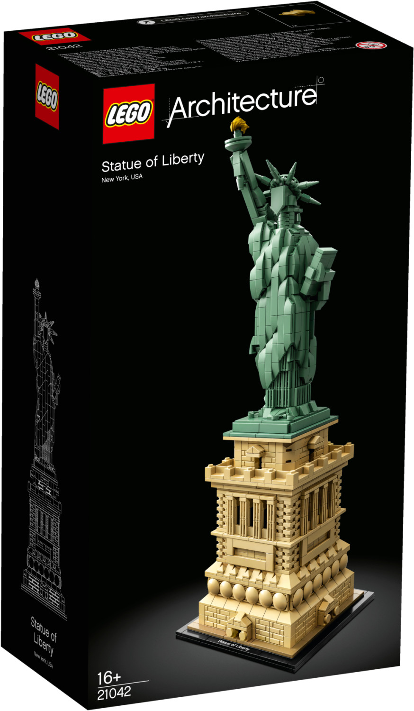 LEGO Architecture - La Statue de la Liberté (21042)