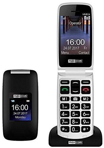 Image of Maxcom Comfort MM824 black