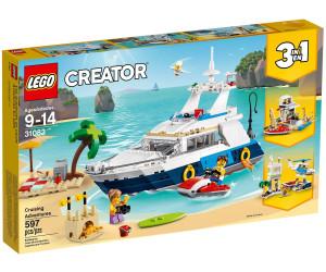 Lego Creator 3 In 1 Abenteuer Auf Der Yacht 31083 Ab 3409