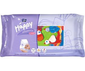 Bella Baby Happy Feuchttücher mit Allantoin und Vitamin E (64 Stk.)