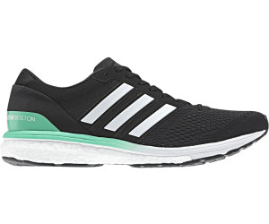 info for 0b70e 68ae6 Adidas adiZero Boston 6 W core blackftwr whitehi-res green