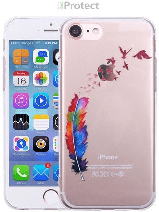 iProtect TPU transparent Feder Softcase (iPhone...