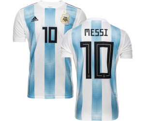 check out dca5b d222a Buy Adidas Argentina Home Replica Shirt Youth 2018 Messi ...
