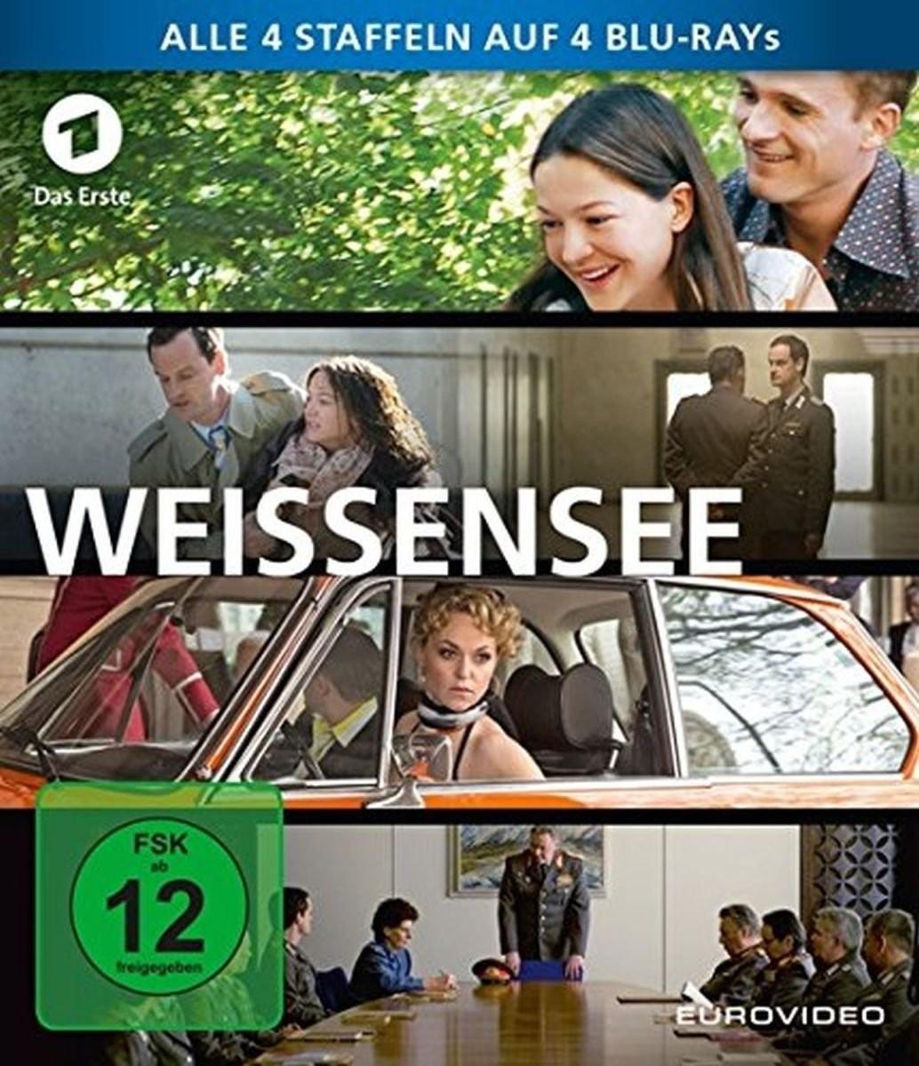Weissensee - Staffel 1-4 [Blu-ray]