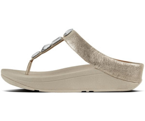 bd88d17a101a Buy Fitflop Roka Toe-Post from £41.51 – Best Deals on idealo.co.uk