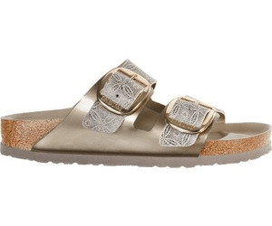 BIRKENSTOCK ARIZONA BIG buckle Leder schmal ceramic pattern