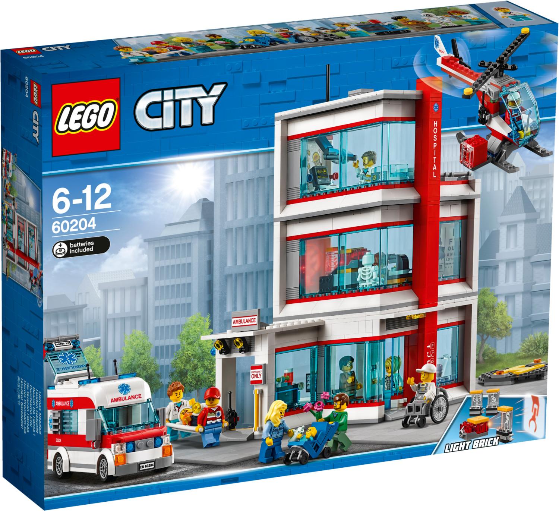 LEGO City - L'hôpital LEGO City (60204)