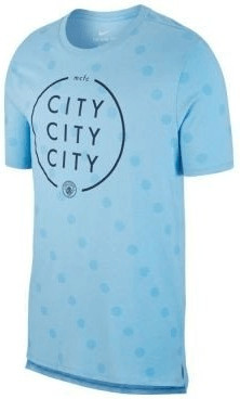 Nike Manchester City Squad T-Shirt 2018/2019