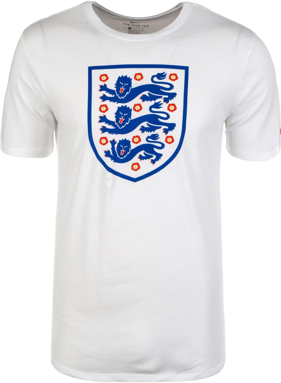 Nike England Crest Shirt 2018