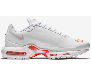 9f8ba053bd0d9 Nike Air Max Plus TN SE white/total orange/metallic silver (AQ1088 ...
