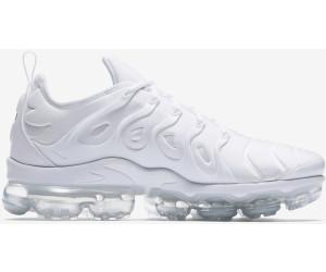 Nike Air VaporMax Plus white/pure platinum/white au meilleur prix ...