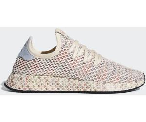 finest selection 7a4c1 378dc Adidas Deerupt Pride cream whiteash greycore black