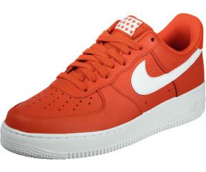 best service 4e0b0 a6fbb Nike Air Force 1 07 team orange/white a € 319,28   Miglior prezzo su ...