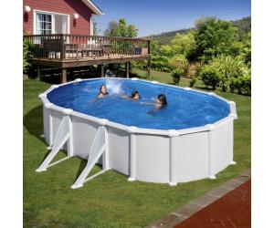 Pool Chlor Shop Stahlwandpool Oval 610 X 375 X 120 Cm Ab 108900