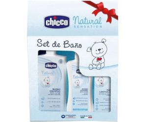 Set Bagno Neonato Chicco.Chicco Natural Sensation Bath Set 3 Pcs A 15 95 Miglior