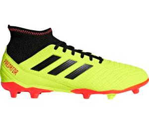 Adidas PREDATOR 18.3 FG Men (DB2003) syello cblack solred au