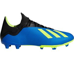 Buy Adidas Men's X 18.3 Fg FoobluSyelloCblack Football