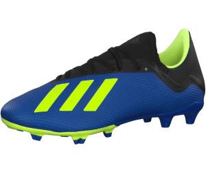 new products 650f5 58ca3 Adidas X 18.3 FG Men (DA9335) fooblu-syello-cblack