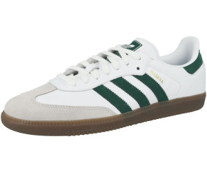 Adidas Gazelle White Leather Gum Sole £41.99 (With Code