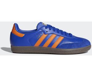 Adidas Samba OG bold blue/orange/gum 5