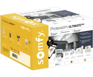 somfy protexiom ultimate gsm au meilleur prix sur. Black Bedroom Furniture Sets. Home Design Ideas