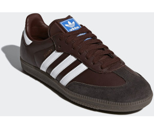 SAMBA OG - Sneaker low - mystery brown/core black/night brown