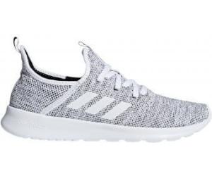 adidas Sneaker Cloudfoam Pure, Mesh, Schnürung, meliert