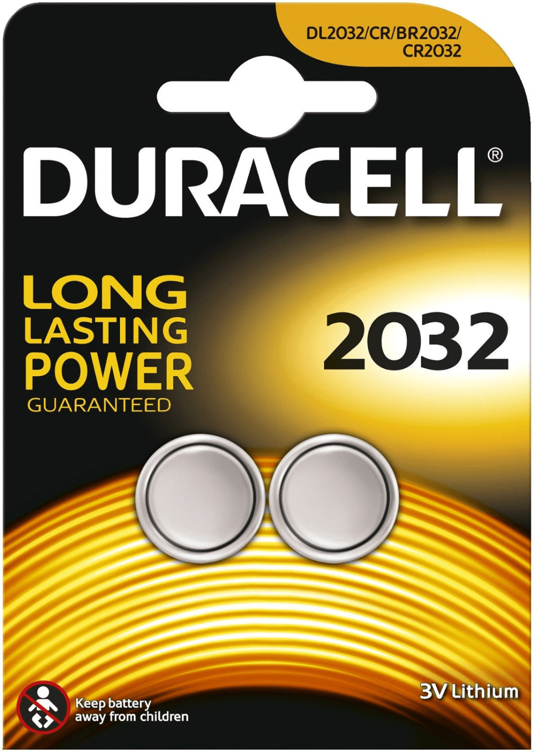 Image of Duracell 203921