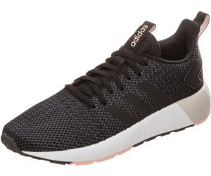 Adidas Questar BYD Sneaker Damen, schwarz/beige/coral, Größe: UK 5,5 - 38.5
