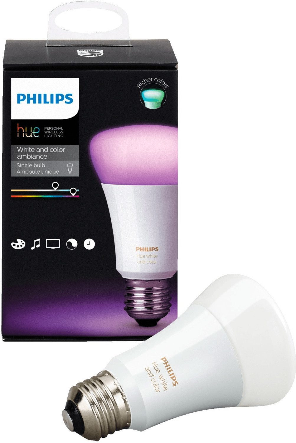 Philips Hue White & Color Ambiance E27 (3. Generation)