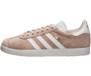 252ba4b8b92 Buy Adidas Gazelle Ash Pearl Ftwr White Linen from £44.75 – Best ...
