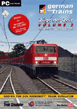German Trains: Züge der Zeit - Volume 2 - Moder...
