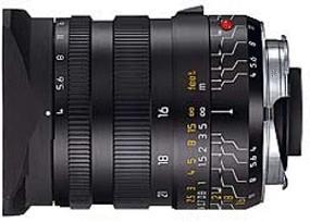Image of Leica 16-18-21mm f/4 Tri-Elmar-M