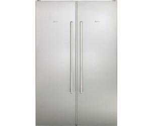 Side By Side Kühlschrank Neff : Neff ka i p ab u ac preisvergleich bei idealo