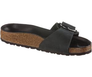 Birkenstock Madrid EVA Damen Herren Pantolette, Farbe:black, Größe:36, Weite:Schmal