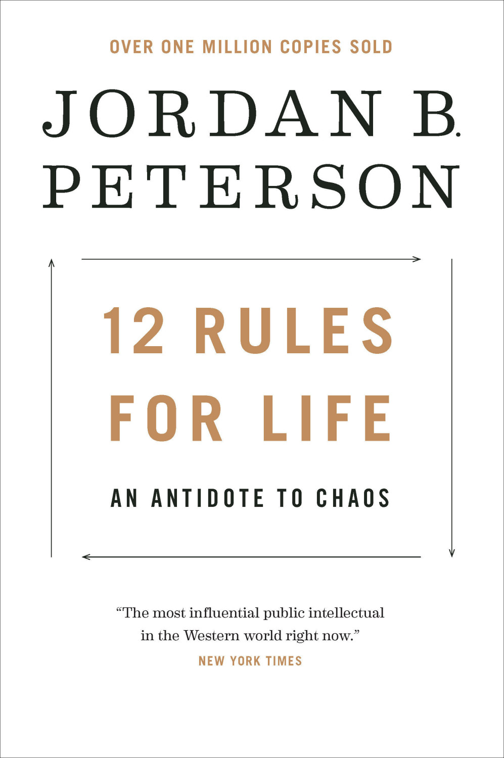 Image of 12 Rules for Life An Antidote to Chaos (Jordan B. Peterson)