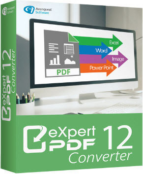 Image of Avanquest eXpert PDF 12 Converter