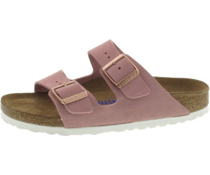 new product e9c11 4ca11 Buy Birkenstock Arizona Suede Leather from £29.77 (Today ...