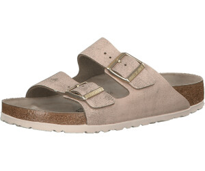 Birkenstock Arizona Velours washed metallic ab 49,74
