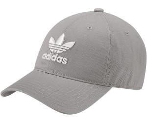 ADIDAS TREFOIL TRUCKER Cap Herren Damen Kappe Mütze grau