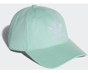 315513da06713 Buy Adidas Trefoil Classic Cap clear mint white from £13.99 – Best ...