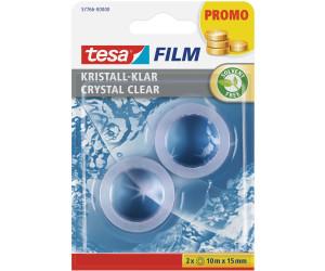 Blister 10m:15mm tesafilm kristall-klar 2 Rollen