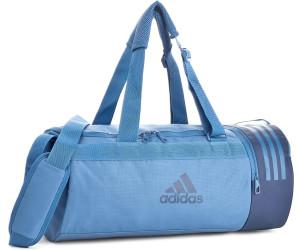 competitive price 3e905 2da68 Adidas Convertible 3-Stripes Duffelbag S