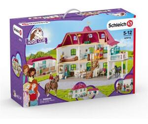 SCHLEICH Horse Club 42416 grande pferdehof con abitazione e stalla